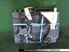 радиатор двигателя  mr20de NISSAN BLUEBIRD SYLPHY g11 (Ниссан Блюберд)
