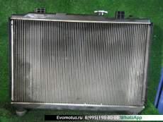 Радиатор двигателя  7K-E TOYOTA NOAH KR42  (Тойота Ноах)