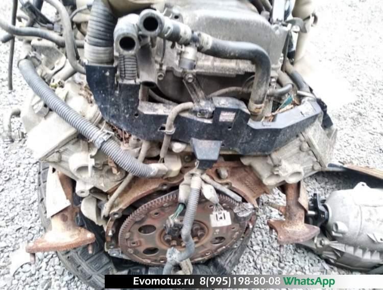 Двигатель 2UZ на LEXUS LX470 (лексус LX470)
