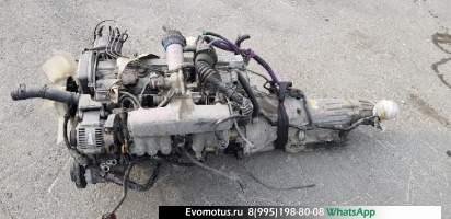 Двигатель 1GFE TOYOTA CRESTA GX90 (Тойота Креста)