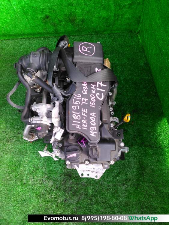 двигатель на 1KR-FE TOYOTA  TANK M900A (Тойота Танк)