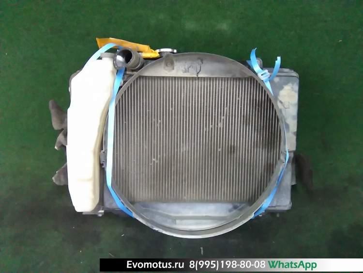радиатор двигателя  qr20de NISSAN NV350 CARAVAN e26 (Ниссан Караван)