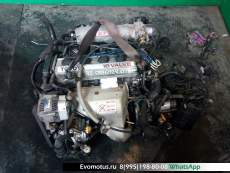 Двигатель  4S-FE TOYOTA CORONA EXIV ST180  (Тойота Корона Эксив)