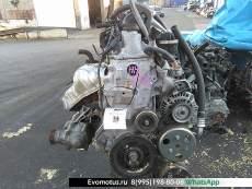 двигатель l15a на HONDA FIT ARIA gd9 (Хонда Фит)