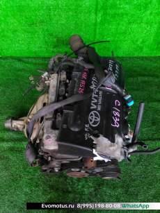 Двигатель 1ZZ-FE TOYOTA OPA ZCT15 (Тойота Опа)