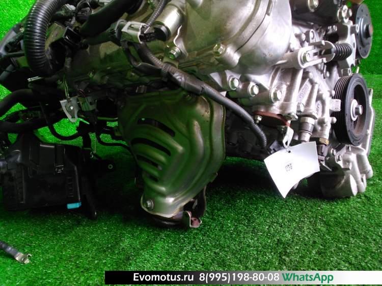 двигатель на 3ZR-FAE TOYOTA  NOAH ZRR80 (Тойота Ноах)