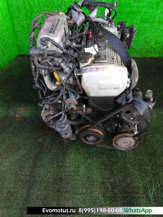 двигатель на 5E-FHE TOYOTA  CORSA EL43 (Тойота Корса)