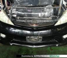 Ноускат Toyota Estima ACR30 2AZFE  чёрный 202