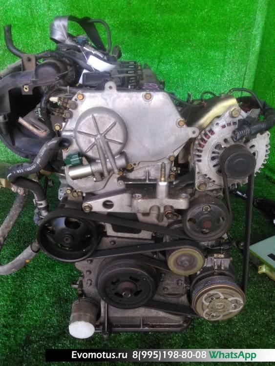 двигатель  QR20DE на NISSAN SERENA TC24 (Ниссан Серена)