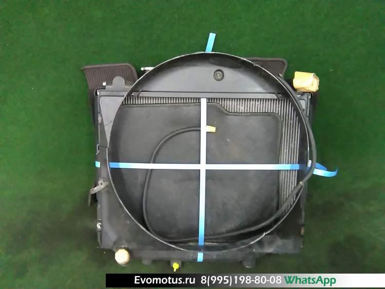 радиатор двигателя  zd30ddti NISSAN ATLAS f24 (Ниссан Атлас)