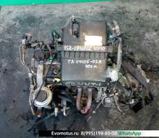 Двигатель  1SZ-FE TOYOTA VITZ SCP10  (Тойота Витц )