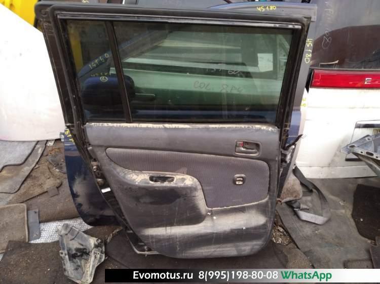 Дверь   TOYOTA SUCCEED NCP51  (Тойота Саксид ) черный Задн Лев
