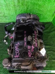 Двигатель 2NZ-FE TOYOTA IST NCP60 (Тойота Ист)