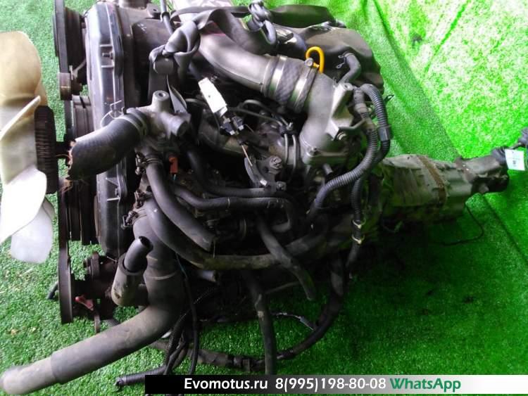 двигатель на 2L TOYOTA  MARK II LX76 (Тойота Марк 2)