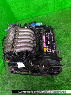 двигатель 6A12 на MITSUBISHI FTO DE3A (Мицубиси Фто)