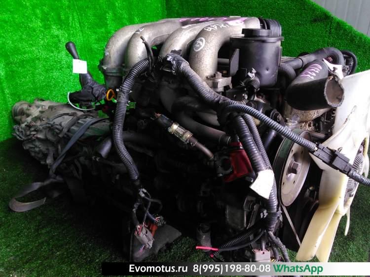 двигатель  QD32 на NISSAN DATSUN D22 (Ниссан Датсун)