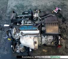 Двигатель  EJ-VE TOYOTA DUET M100A  (Тойота Дуэт)