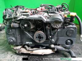 двигатель EJ207DW на SUBARU IMPREZA GC8 (субару импреза)
