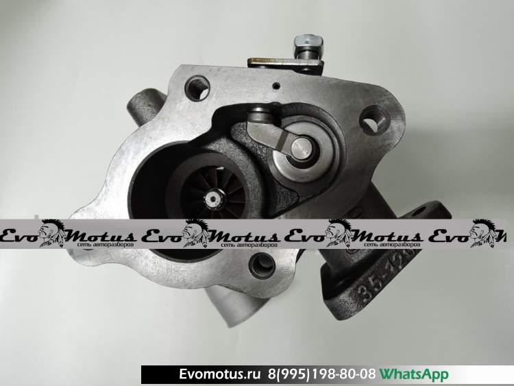 Турбина  на 4M40 MITSUBISHI  CHALLENGER V46WG (Мицубиси Челленджер )  49135-03101, ME201677, ME202012, ME202435