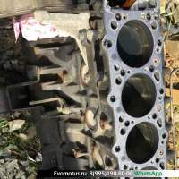 блок двигателя 4M40 на MITSUBISHI DELICA PE8W (Мицубиси Делика )