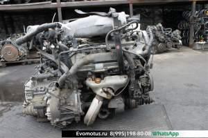 Двигатель 3VZ TOYOTA WINDOM VCV10 (тойота виндом)