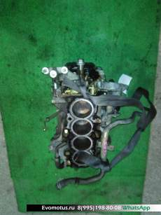 блок двигателя  на CGA3DE NISSAN  MARCH ANK11 (Ниссан Марч)
