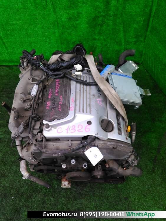 двигатель  VQ20DE на NISSAN CEFIRO A32 (Ниссан Цефиро)