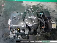 Двигатель  2NZ-FE TOYOTA VITZ NCP15  (Тойота Витц )