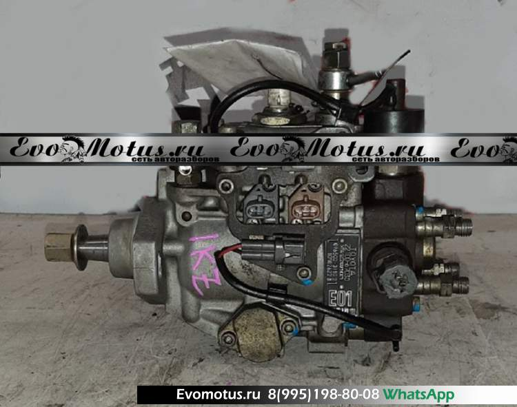 тнвд 16700-67030 на 1KZ-TE TOYOTA LAND CRUISER (Тойота Ладн Краузер )