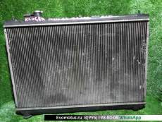 Радиатор двигателя  1MZ-FE TOYOTA KLUGER MCU25  (Тойота Клюгер)