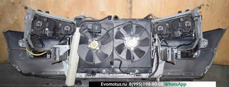 Ноускат MITSUBISHI AIRTREK CU2W (мицубиси аиртрек) серый