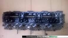 Головка блока цилиндров на Mitsubishi FUSO 8DC8