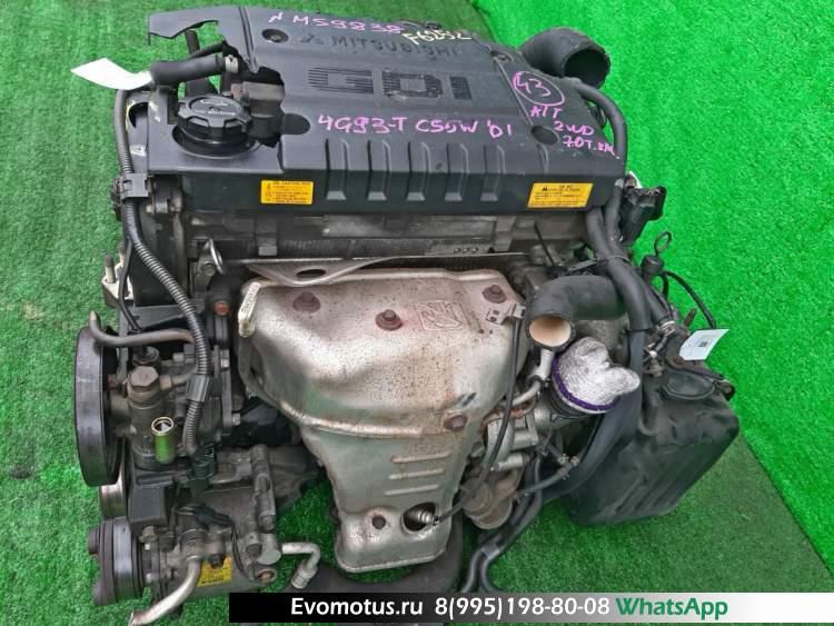АКПП RE4R01B RC43 на VQ25DD NISSAN  GLORIA MY34 (Ниссан Глория)