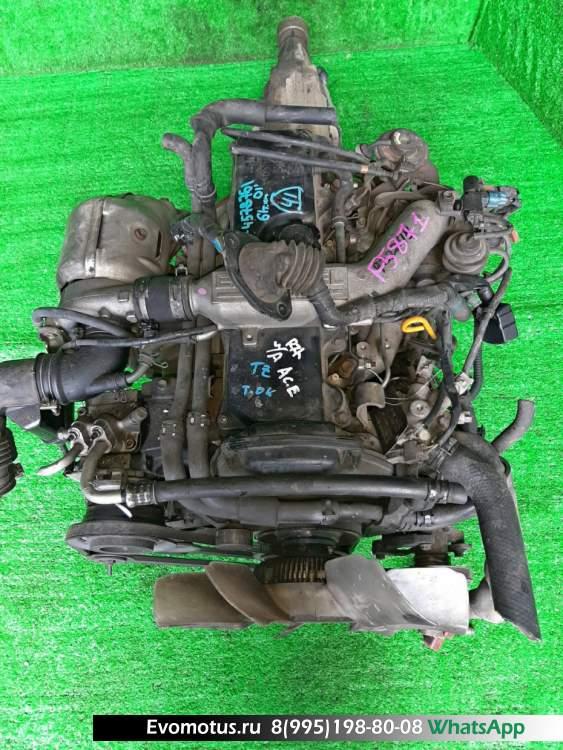 Двигатель 2L-TE TOYOTA CROWN LS151 (Тойота Краун )