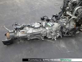АКПП V5A51 на 6G74 MITSUBISHI PAJERO V65W (Мицубиси Паджеро)