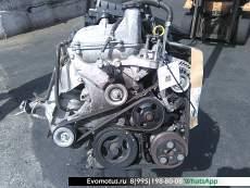 двигатель zj-ve на MAZDA DEMIO de3fs (Мазда Демио)