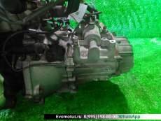 МКПП C2525 на 4E-FE TOYOTA STARLET EP95  (Тойота Старлет)