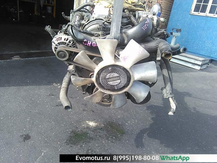 двигатель rf-t на MAZDA BONGO skf2v (Мазда Бонго)