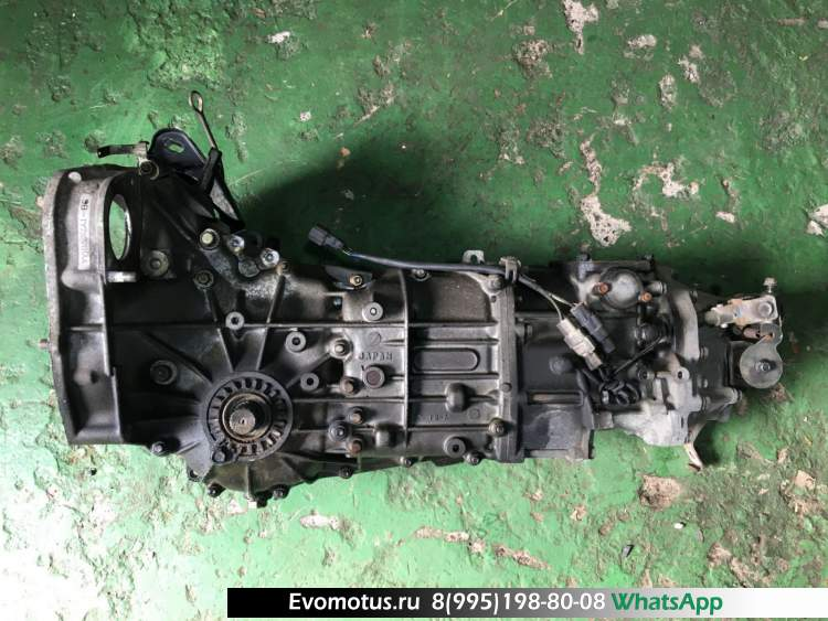МКПП TY753VB1AA на SUBARU FORESTER SF5 (субару форестер)