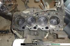 блок двигателя 1C TOYOTA COROLLA CE90, CE96 (Тойота Королла )