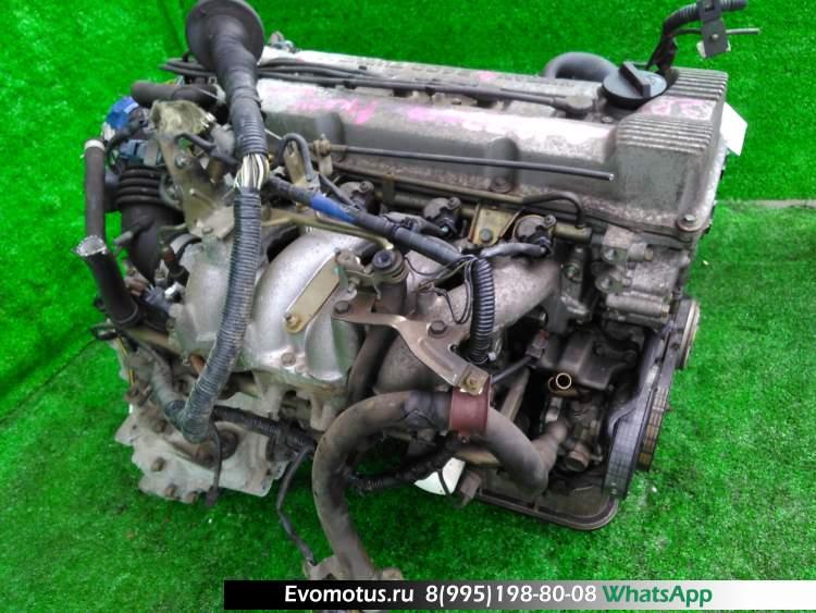 двигатель  KA24DE на NISSAN BASSARA JU30;N30 (Ниссан Бассара)