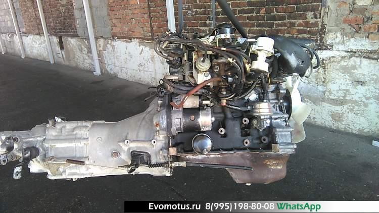 двигатель UC на MAZDA BONGO SE48T (мазда бонго)