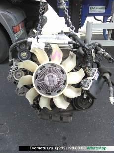 двигатель l8 на MAZDA BONGO skp2t (Мазда Бонго)
