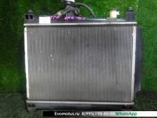 Радиатор двигателя  1NZ-FE TOYOTA PORTE NNP11  (Тойота Порте)