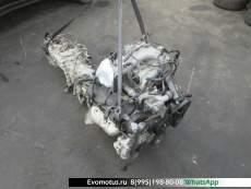 Двигатель  6G72 MITSUBISHI PAJERO V93W (Мицубиси Паджеро)