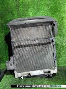 радиатор основной на N04C TOYOTA  DYNA XZU508 (Тойота Дюна)