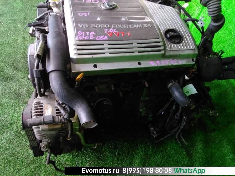 двигатель на 1MZ-FE TOYOTA  WINDOM MCV20 (Тойота Виндом)