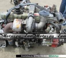 двигатель H07CT HINO RANGER RR2HJB (хино ренжер) мех тнвд