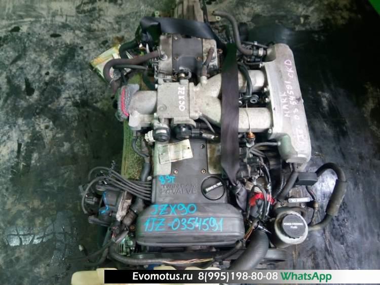 двигатель 1JZ-GE TOYOTA CHASER JZX90 (Тойота Чайзер ) трамблер