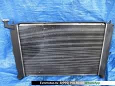 Радиатор двигателя  1AZFSE TOYOTA ISIS ANM15  (Тойота Исис)